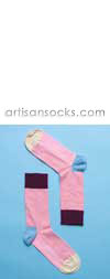 Happy Socks Five Color Cotton Crew Socks