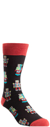 Men's Robosock Crew Sock