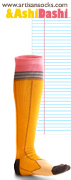 Pencil Knee High