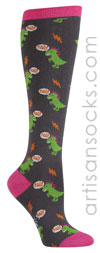 Dinosaur Socks - Sock it to Me
