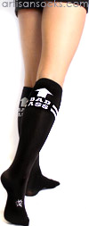 Bad Ass Socks - Sock it to Me Bad Ass Knee High Socks