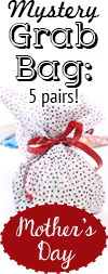 Mother's Day Grab Bag - Gift Set of 5 Socks!