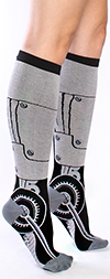 Biomechanical Knee High Socks (Women's)