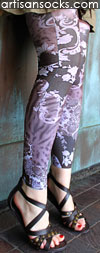 Mixed Print Leggings SALE! Aspens