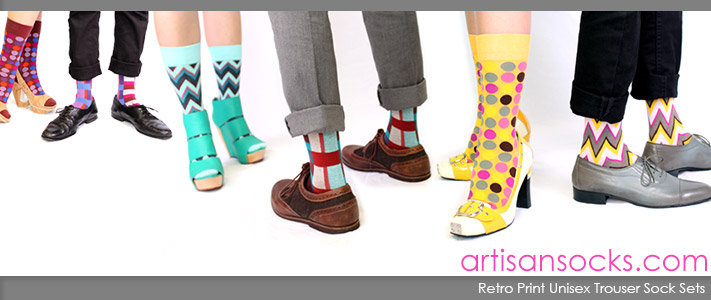 Artisan Socks Category