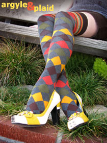 Argyle Socks & Tights