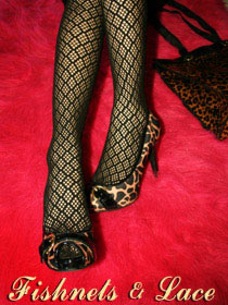 fishnets & fishnet Stockings