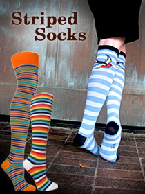 Striped Socks / Stiped Tights