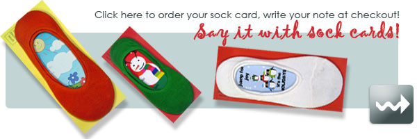 sock cards here!