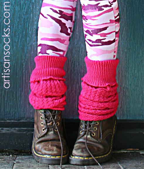 Celeste Stein Pink Camo Print Women S Tights