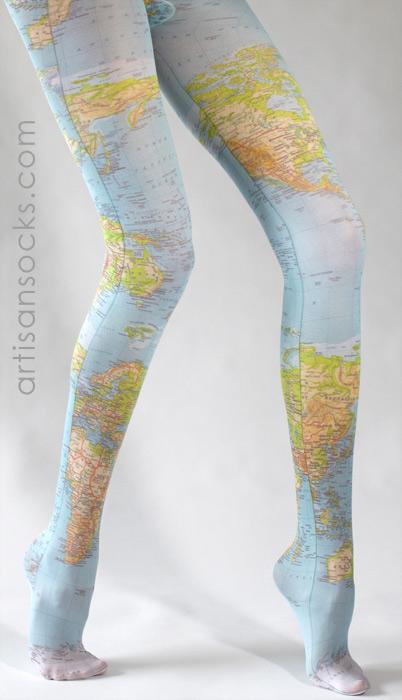 Pinterest The World S Catalog Of Ideas: Pinterest World Map Stockings
