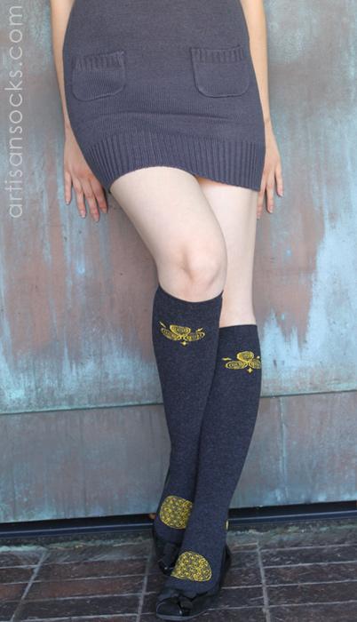 Asian Knee Socks 78