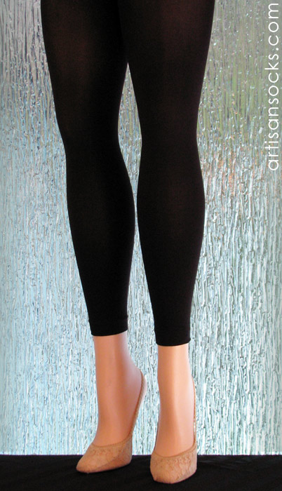 Solid Black Leggings