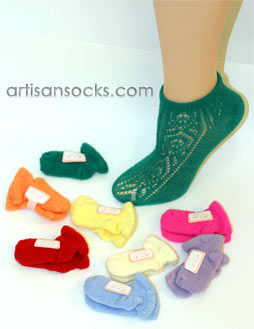 Japanese Magic Expanding Socks