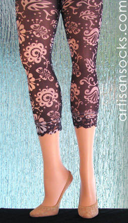 Charcoal Grey Semi-Opaque Plus Size Leggings