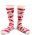 Bacon Wrapped Crew Socks