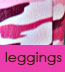 Celeste Stein Pink Camo Print Leggings / Footless Tights