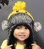 Kids Animal Hat: Sock Monkey Hat for Kids!