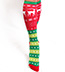 Tacky Sweater Socks - Knee High Chistmas Socks by Sock It To Me